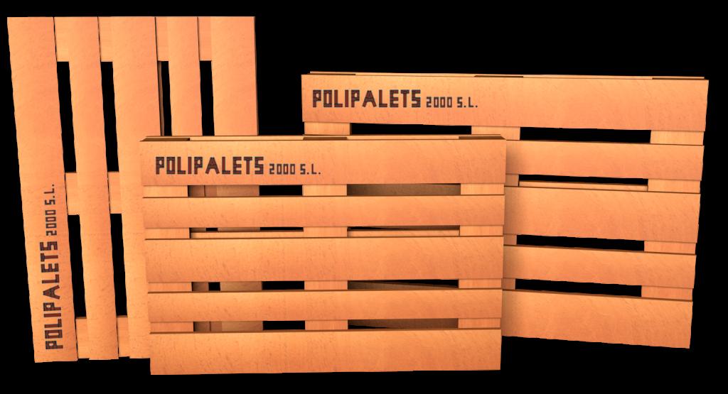 Palets de madera vs palets de pl stico palets barcelona for Fabrica de aberturas de madera