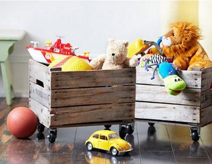 cajas juguetes
