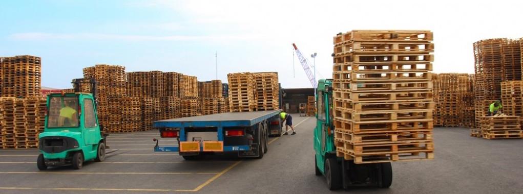Palet europeo, la solución ideal para la logística y el transporte de las empresas europeas