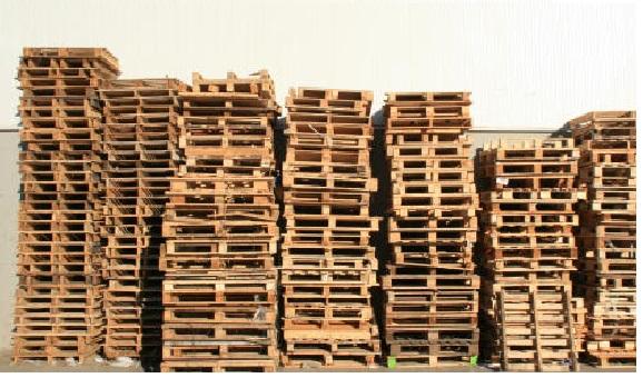 La importancia de reciclar palets de madera