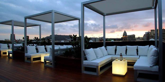 Crea Un Chill Out Increíble En Tu Terraza Con Palets
