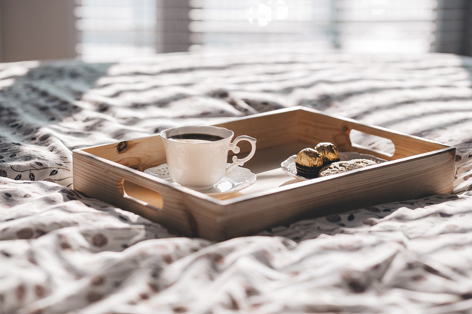 Decora tu dormitorio con palets de madera