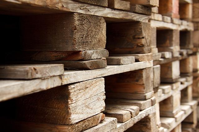 Palets de madera, útiles en todos los ámbitos: