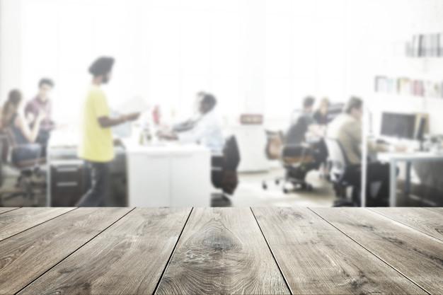 ¿Cómo decorar tu oficina con palets de madera?