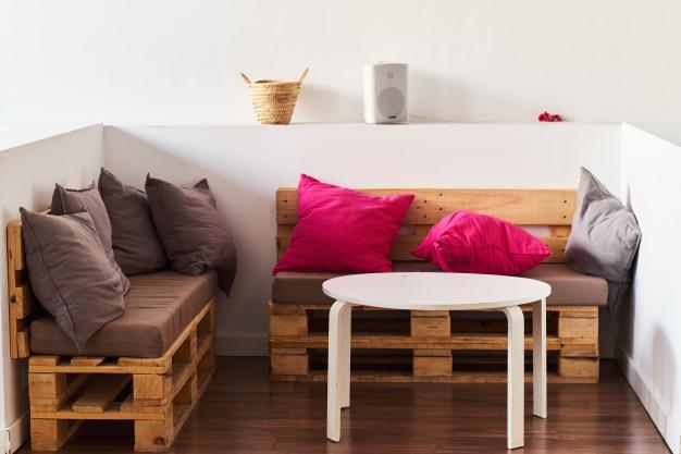 Palets, muebles de máxima calidad para tu terraza